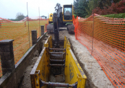 Ureditev komunalne infrastrukture severnega dela MENGŠA