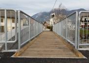 Pedestrian footbridge ZAPUŽE