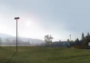 Fußball- und Sportplatz TRŽIČ