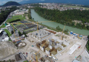 Review of the project documentation for the Central waste water treatment plant KRANJ