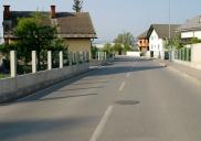 Reconstruction of the Velesovska road in ŠENČUR