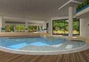 Swimming pool restoration at the LEK HOTEL in Kranjska Gora