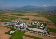 Master Plan for the pharmaceutical company LEK (SANDOZ NOVARTIS group) at the Mengeš production site