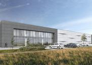 Manufacturing-warehouse-administrative building GORENC in Komenda
