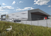 Proizvodno-skladiščno-poslovni objekt GORENC v Komendi