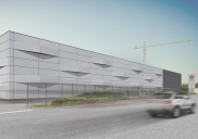 Manufacturing-warehouse-administrative building GORENC in Komenda