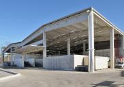 Specific waste management center SAUBERMACHER