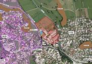Layoutplanung des Gebietes Seliše in BLED