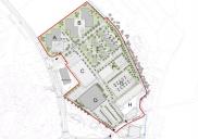 Urbanistična zasnova območja Seliše na BLEDU
