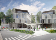 Business-residential building VINO PIVO in Kranj
