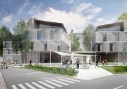 Business-residential building VINO PIVO in Kranj