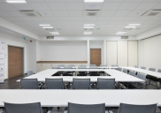 Layout and interior design as well as office equipment for TINEX