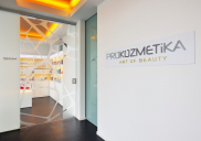 Design concept and equipment of the beauty studio PROKOZMETIKA