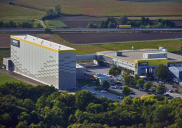 Packing center - High-bay warehouse LEK (SANDOZ NOVARTIS group) in Lendava