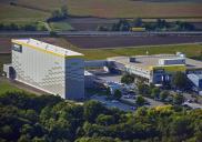 Packing center - High-bay warehouse LEK (SANDOZ NOVARTIS group) in Lendava
