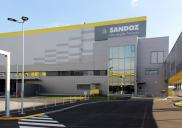 Pakirni center LEK Lendava - Visokoregalno skladišče (skupina SANDOZ NOVARTIS)