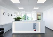 Interier in oprema poslovnih prostorov TITUS v Dekanih