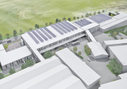 Master Plan for the manufacturing and warehouse complex NOVA LAMA in Dekani