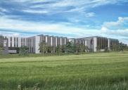 Masterplan / Zielplanung für Produktions- und Lagerkomplex NOVA LAMA in Dekani