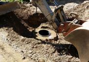Fekalno kanalizacijsko omrežje v MOSTAH pri Žirovnici