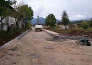 Infrastrukturerschließung in Seliše bei BLED