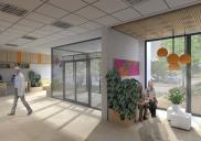 Retirement home LJUBLJANA Moste Polje - Lobby renovation