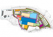 Master Plan for the manufacturing-warehouse-administrative complex LIP BLED