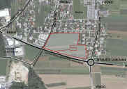 Raum- und Bebauungsplan für die Wohn- und Gewerbebebauung in ŠENČUR – 1. Etappe