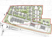 Municipal detailed spatial plan for residential and office area in ŠENČUR - Phase 1