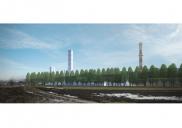 Raum- und Bebauungsplan für die Luftzerlegungsanlage MESSER in Škofja Loka