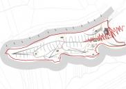 Urbanism concept design for the Velika Zaka camping in BLED