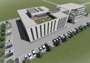 RLS R&D and production facility extension in Komenda
