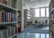 ŠENČUR LOCAL LIBRARY interior and equipment