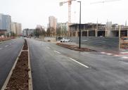 Nakupovalni center ŠIŠKA v Ljubljani - Komunalna in prometna infrastruktura