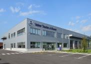 Verwaltungs- und Werkstattgebäude VOLVO TRUCKS in Ljubljana