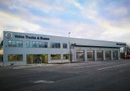 Poslovno-servisni center VOLVO TRUCKS za tovorna vozila v Ljubljani