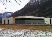 Visokoregalno skladišče TKK v Srpenici