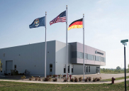 Proizvodno-skladiščno-poslovni objekt SAXONIA-FRANKE MICHIGAN, ZDA