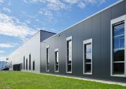 Proizvodno-skladiščno-poslovni objekt SAXONIA-FRANKE, 2. faza v Žirovnici