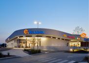 Razširitev trgovskega centra QLANDIA v Kranju