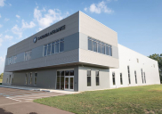 SAXONIA-FRANKE MICHIGAN, USA manufacturing-warehouse-administrative building