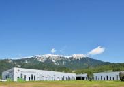 Proizvodno-skladiščno-poslovni objekt SAXONIA-FRANKE, 2. etapa v Žirovnici