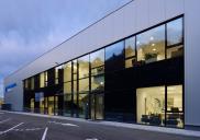 Proizvodno-skladiščno-poslovni objekt ORODJARSTVO KNIFIC v Naklem