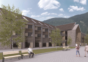 LEK hotel and medical center in Kranjska Gora