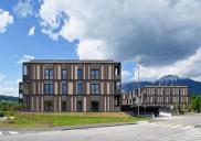 Stanovanjska objekta z oskrbovanimi stanovanji na BLEDU