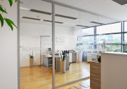 Interior design and office equipment of the SLOVENIAN-GERMAN CHAMBER OF COMMERCE in Ljubljana