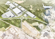 Entwicklung des GEWERBEGEBIETS L8 am Airport Ljubljana