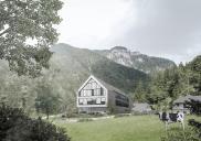 Hotel in polnilnica izvirske vode JULIANA v Podljubelju