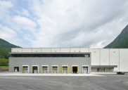 TKK high-bay warehouse in Srpenica