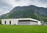 TKK high-bay warehouse in Srpenica